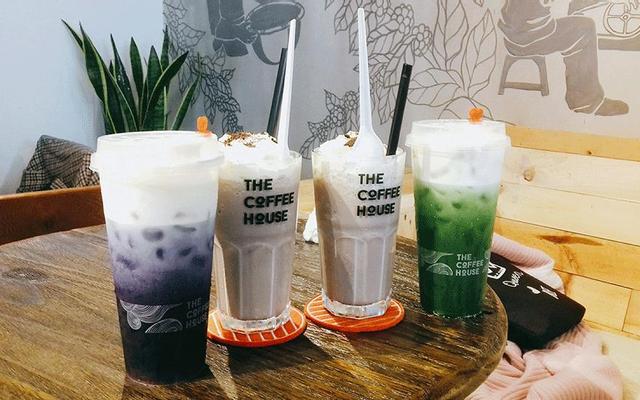 The Coffee House - Hồng Lạc