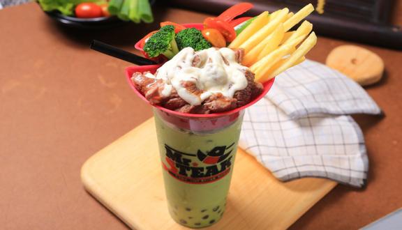 Mr Steak - Bò & Gà Rán Sốt Hàn Quốc - Đề Thám