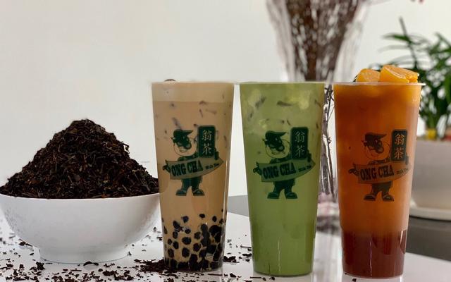 Ong Cha Milk Tea - Đặng Văn Ngữ