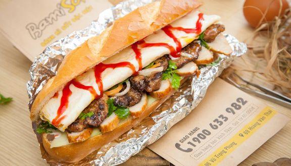 Bami Sot - Bánh Mì Sốt Đặc Biệt - Hoàng Văn Thái