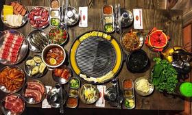 Jinro BBQ - Huỳnh Thúc Kháng