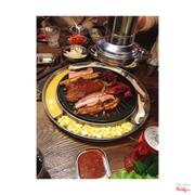 🇰🇷 Welcome to REAL KOREA! #JINROBBQ #BBQBROS 🛵 Đối Diện, 63 Huỳnh Thúc Kháng, Đống Đa, Hà Nội 📞 024 6664 4579