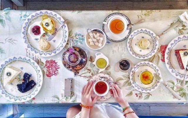 Partea - English Tearoom - Nguyễn Thị Minh Khai