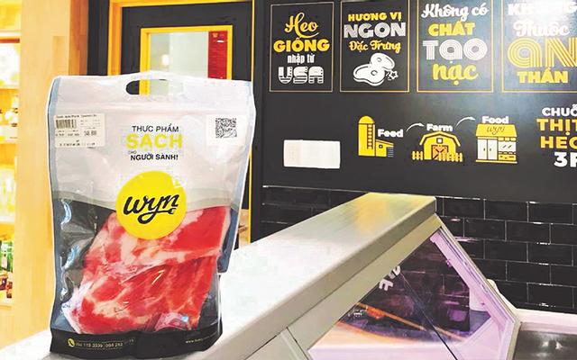 Wyn - Thịt Heo Sạch - Nguyễn Văn Luông