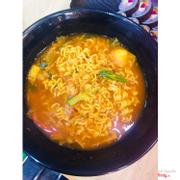 Kimchi rammyeon