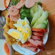 Chả cuốn Paricua Food- Đặc Sản Phan Rí Cửa Trấn.