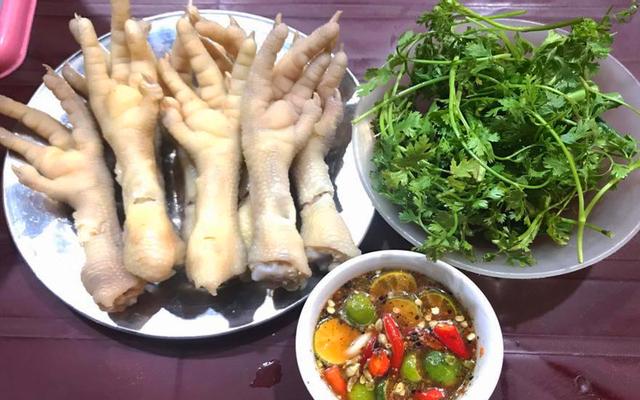Chị Tâm - Chân Gà, Óc Trần & Mì Tim
