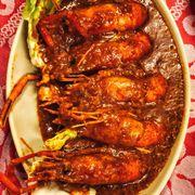 Tôm càng sốt ớt Singapore (180k)