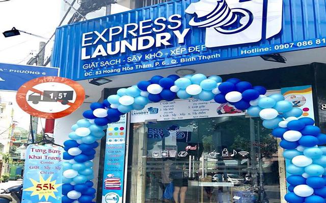 Express Laundry - Giặt Sấy Nhanh - Hoàng Hoa Thám