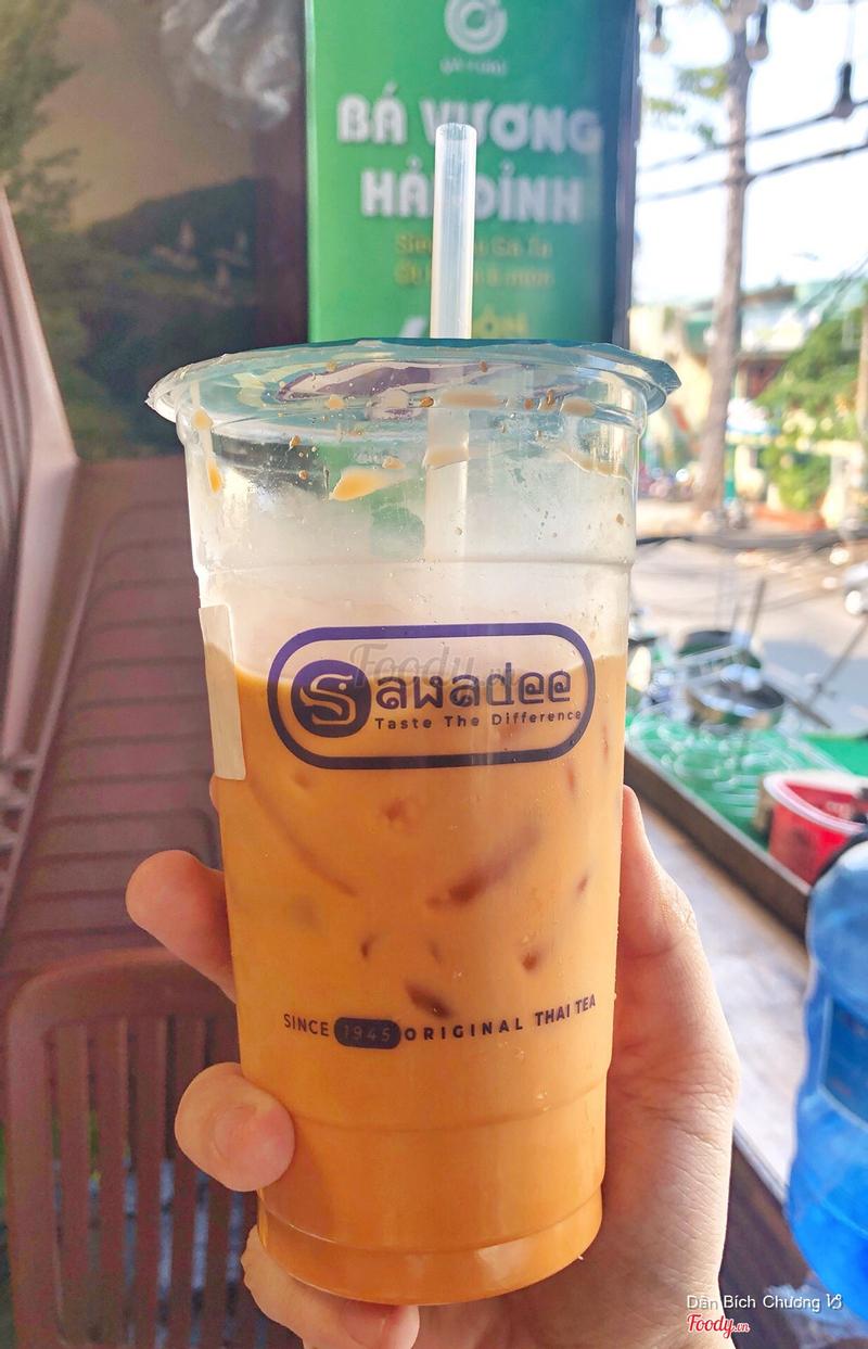 trà sữa Thái đỏ