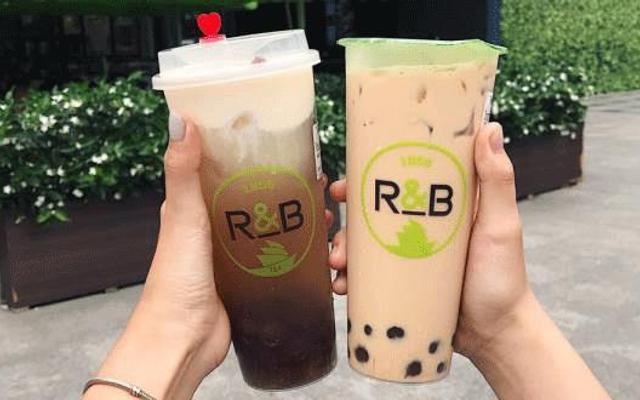 Trà Sữa R&B Tea - Nguyễn Trung Trực