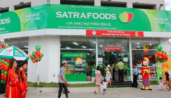 SatraFoods - Cửa Hàng Thực Phẩm Tiện Lợi - An Dương Vương 2