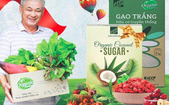 Organicfood.vn - Cửa Hàng Thực Phẩm Hữu Cơ Tiện Lợi - Đinh Tiên Hoàng