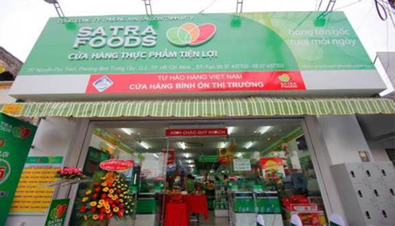 SatraFoods - Cửa Hàng Thực Phẩm Tiện Lợi - Nguyễn Văn Công