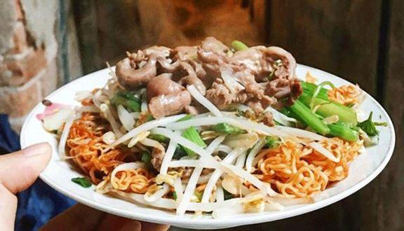 Bò Bít Tết, Bôt Chiên & Nui Xào