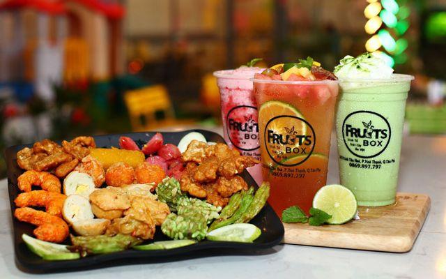 Fruits Box - Thế Giới Ăn Vặt