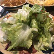 Salad rau trộn