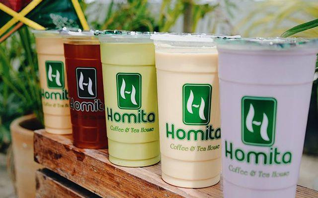 Homita Coffee & Tea House - 23 Tháng 10