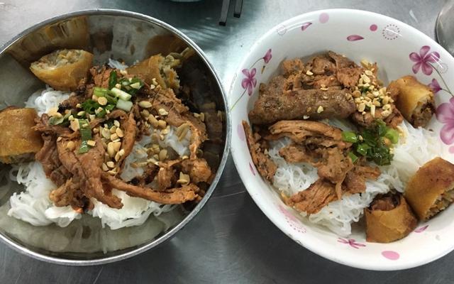 Chị An - Cây Sake, Bún Thịt Nướng & Cơm Tấm