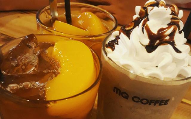 MQ Coffee - Tòa Nhà Becamex