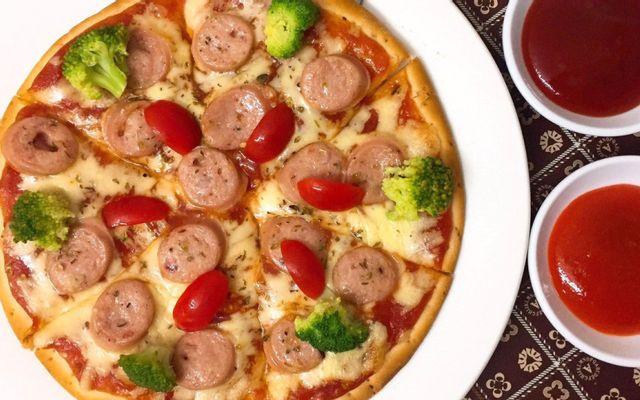 Dreamming Way - Trà Sữa & Pizza