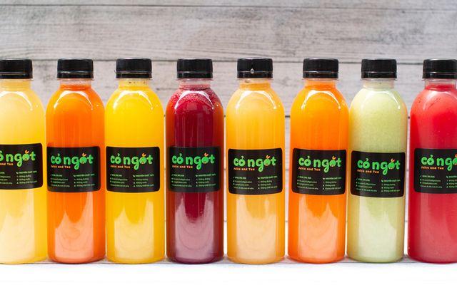 Cỏ Ngọt Juice - Nước Ép Trái Cây Nguyên Chất
