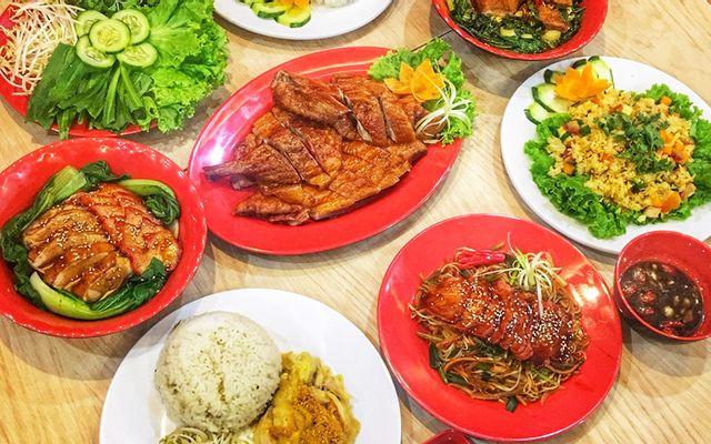 Mì Vịt Jacky - Thái Thị Bôi