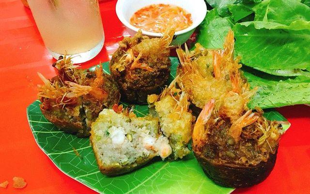 Bánh Cống Ba Con Cá