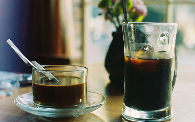 An's - Coffee & Tea Leaf