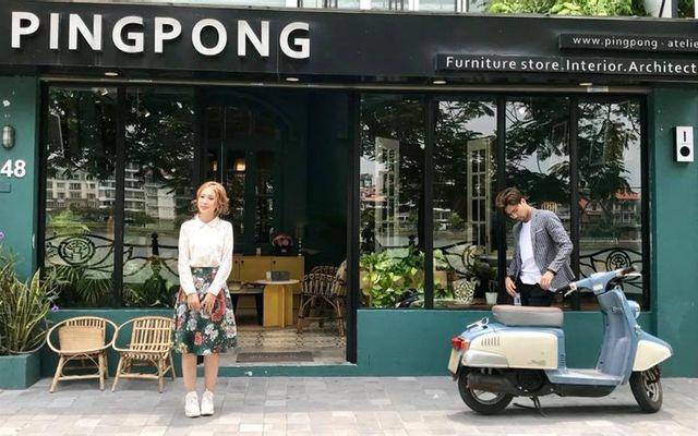 PingPong Cafe