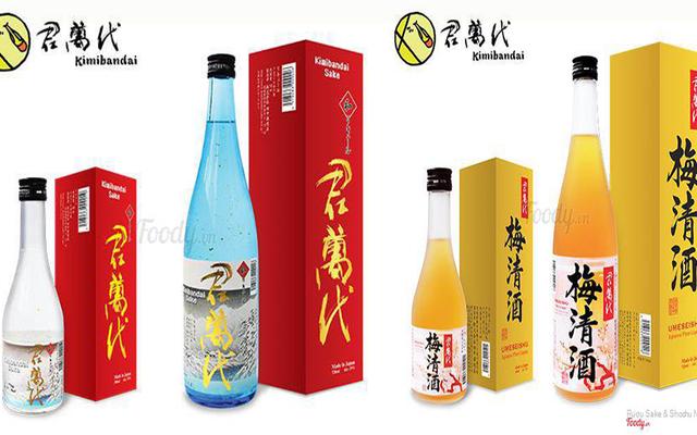Rượu Nhật Bản V&V