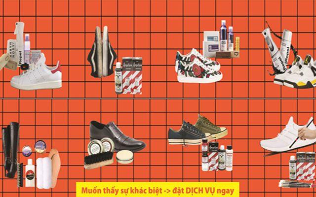 Mr. Phúc - Dịch Vụ Giặt Giày Dép Giá Rẻ HCM