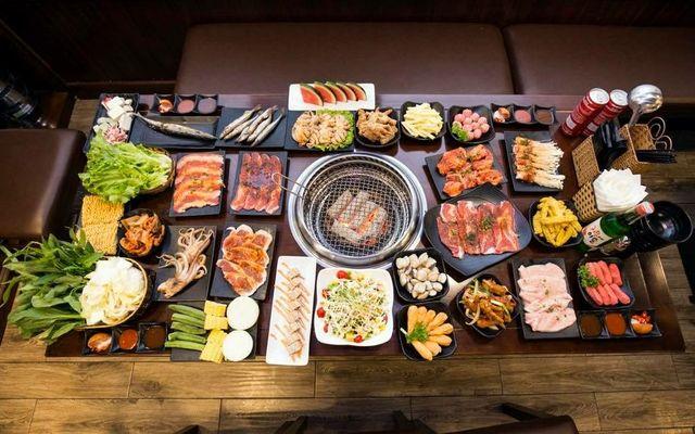 A1 - Korean BBQ & Hotpot