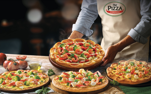 The Pizza Company - Vincom Times City