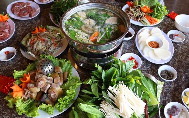 Ẩm Thực Việt - Cầu Đôi