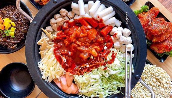 Santori - Đồ ăn Hàn Quốc