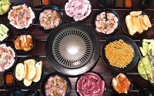 Suwon - Nướng & Lẩu Hàn Quốc