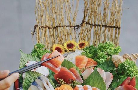 Grand Sushi KO - Xuân Thủy