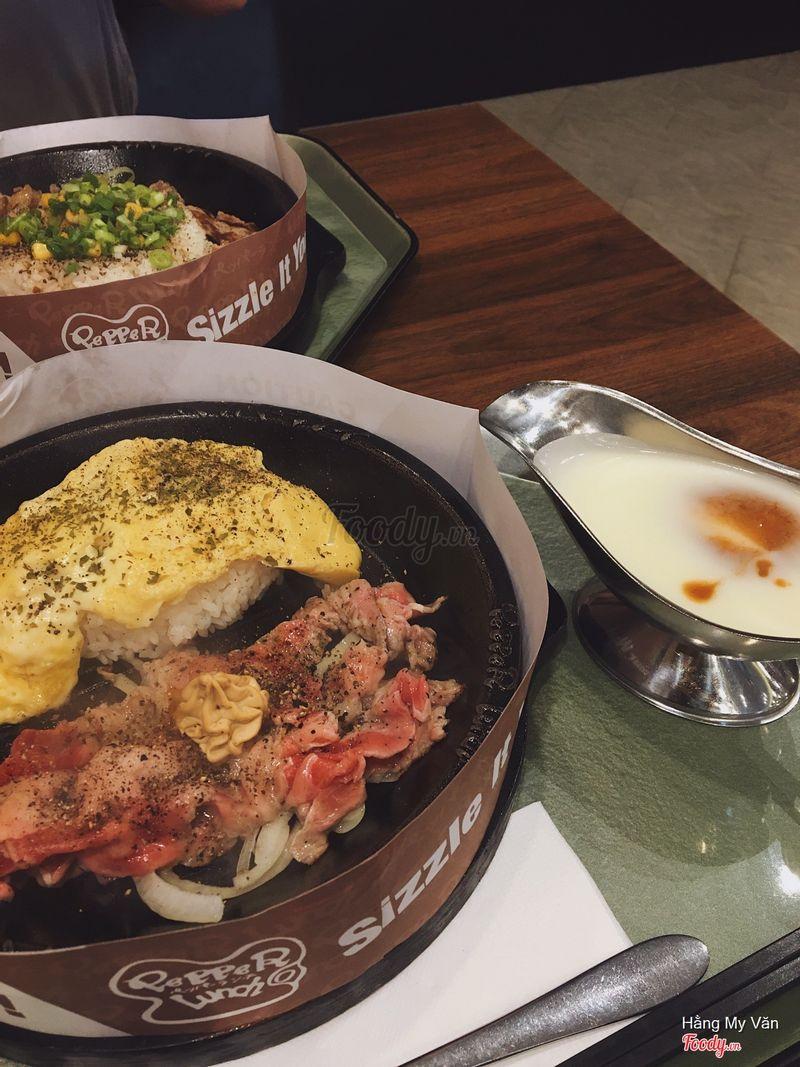 Omel Beef Brown