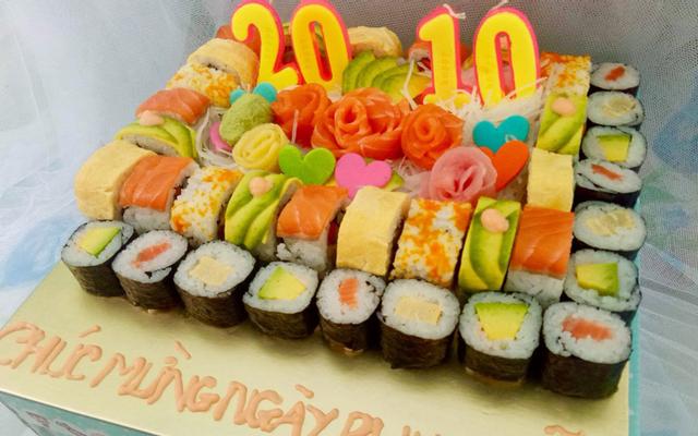 Sushi Xiên
