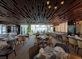 Sky View Restaurant - Belle Maison Parosand Danang Hotel