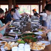 Tổ chức tiệc buffet