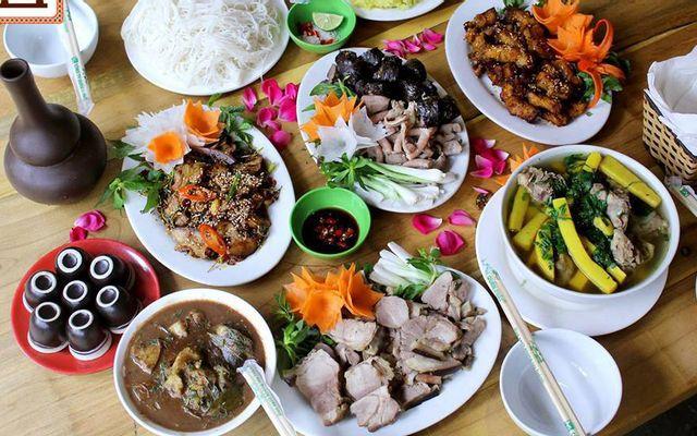 Pao Quán - Đặc Sản Tây Bắc - Trần Thái Tông