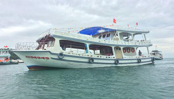 Tàu Du Lịch Sang Tấn Cruise