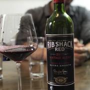 Rượu vang Rib Shack Red cho món BBQ