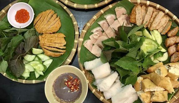 36 Phố Phường - Bún Đậu Mắm Tôm - Hồng Lạc