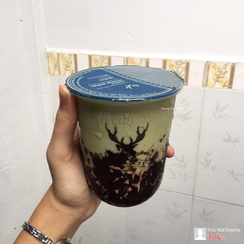 Sữa chua Matcha Nếp Than  32K