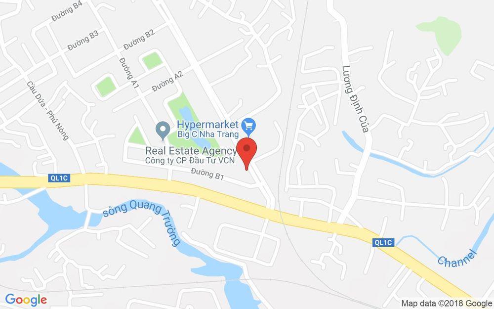 Vị trí bản đồ 27A Biệt Thự, P. Tân Lập Tp. Nha Trang Khánh Hoà