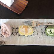 Dessert bánh mochi