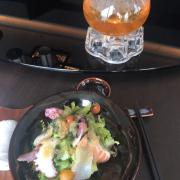 Salad cá